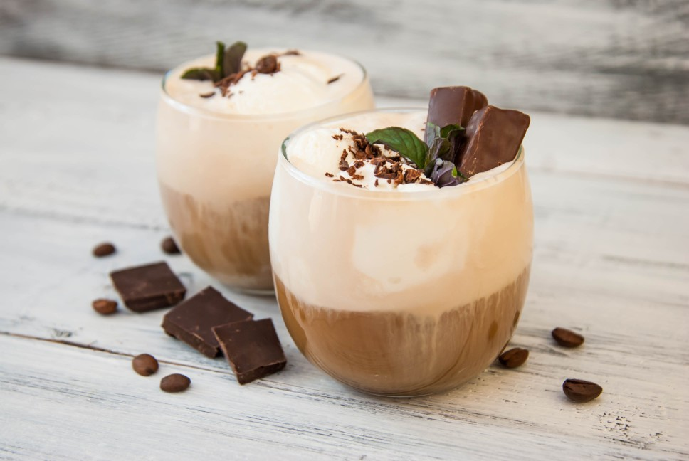 Keto Chocolate Mint Smoothie