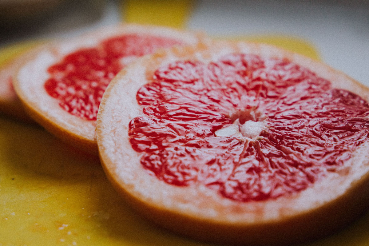 flame grapefruit