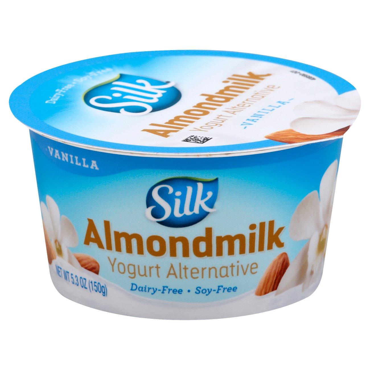 almond yogurt